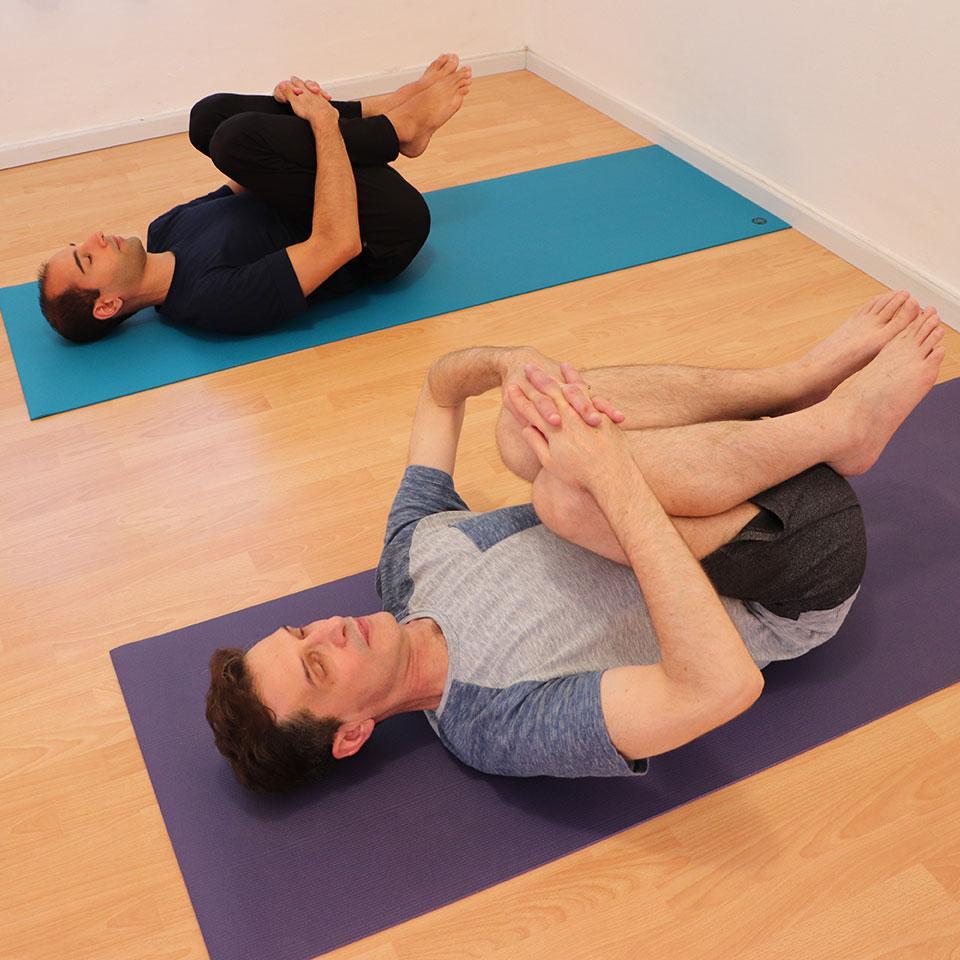 נועם כביר - שיעורי יוגה פרטיים